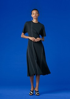 Diane Von Furstenberg Short-Sleeve T-Shirt Dress