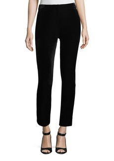 Diane Von Furstenberg Skinny Velvet Pants