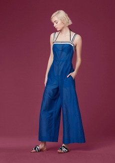 Diane Von Furstenberg Sleeveless Beach Jumpsuit