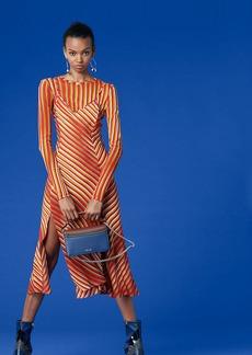 Diane Von Furstenberg Sleeveless Midi Slip Dress