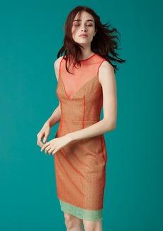 Sleeveless Two Layer Dress