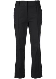Diane Von Furstenberg slim-fit cropped trousers