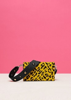 Diane Von Furstenberg Soirée Crossbody Haircalf Bag