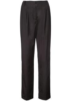 Diane Von Furstenberg straight leg trousers