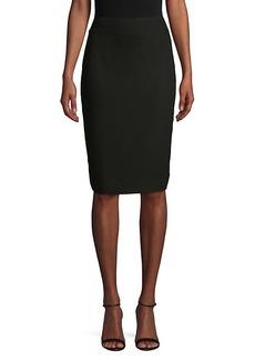 Diane Von Furstenberg Stretch Pencil Skirt