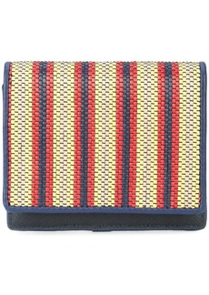 Diane Von Furstenberg striped purse