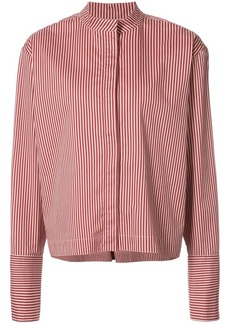 Diane Von Furstenberg striped shirt