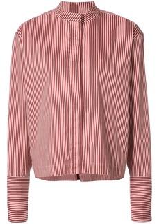 Diane Von Furstenberg striped shirt
