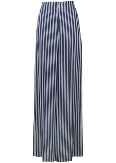 Diane Von Furstenberg striped wide-leg trousers