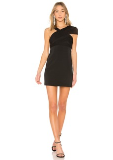 Diane Von Furstenberg Structured Sash Dress