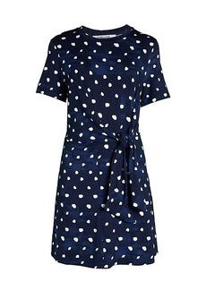 Diane Von Furstenberg Tabitha Printed T-Shirt Dress