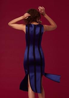 Tailored Paneled Dress