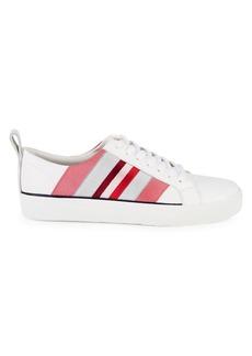 Diane Von Furstenberg Tess Ribbon Stripe Sneakers