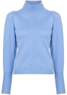 Diane Von Furstenberg turtle-neck fitted sweater