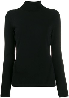 Diane Von Furstenberg turtleneck knitted jumper