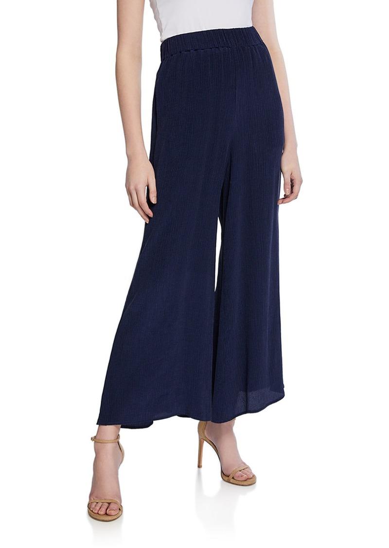 Diane Von Furstenberg Victoire Wide-Leg Pants
