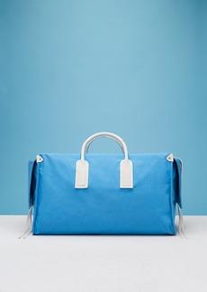 Diane Von Furstenberg Weekender Canvas Handbag