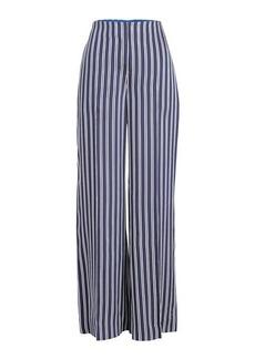 Diane Von Furstenberg Wide Leg Pants