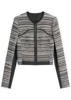 Diane Von Furstenberg Woven Jacket