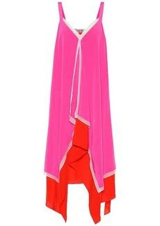 Diane Von Furstenberg Wren silk-crêpe de chine dress