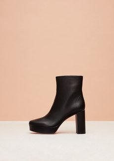 Diane Von Furstenberg Yasmine Platform Boots