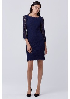 Zarita Long Lace Dress