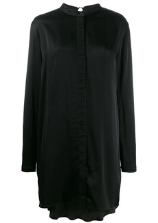 Diesel loose fit shirt dress
