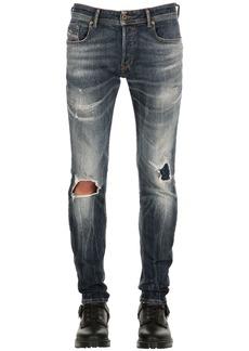 Diesel 15.5cm Skinny Cotton Denim Jeans