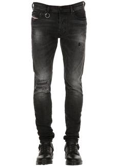 734b170f Diesel Diesel Thavar 084DV Distressed Skinny Jeans | Jeans