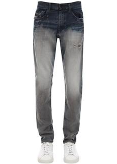 Diesel 17cm Cotton Denim D-strukt Jeans