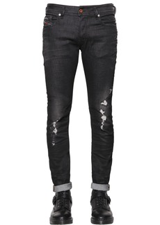 Diesel 17cm Sleenker Skinny Stretch Denim Jeans