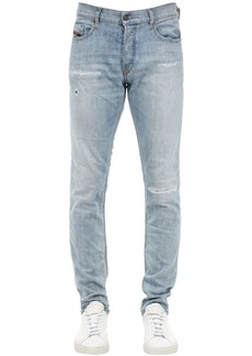 Diesel 17cm Slim Cotton Denim Tepphar-x Jeans