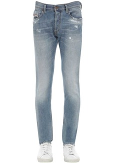 Diesel 17cm Slim Theppar X Cotton Denim Jeans