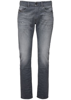 Diesel 17cm Slim Thommer X Cotton Denim Jeans