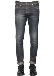 Diesel 17cm Tepphar Vintage Stretch Denim Jeans