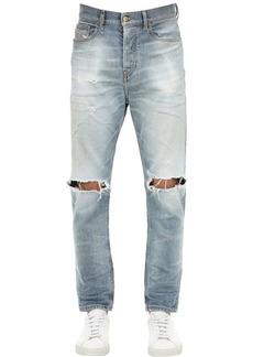 Diesel 18cm Carrot Cotton Denim D-vider Jeans