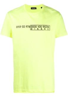 Diesel 3D logo T-shirt