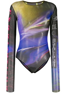 Diesel abstract print body