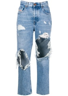Diesel Aryel ripped jeans