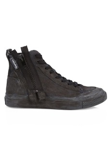 Diesel Astico Zip High-Top Sneakers