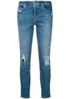 Diesel Babhila distressed jeans
