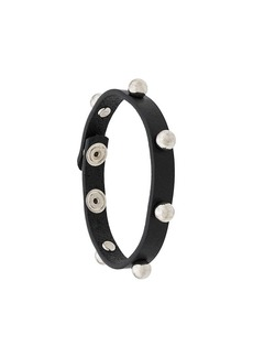 Diesel ball stud bracelet