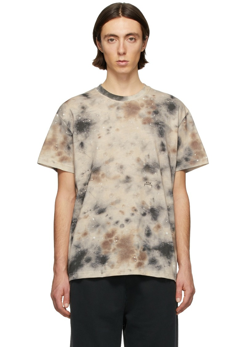 Diesel Beige A-Cold-Wall* Edition T-Stain T-Shirt