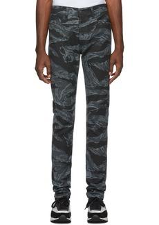 Diesel Black & Grey D-Amny-SP1 Jeans