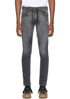 Diesel Black Denim Thommer 069KK Jeans