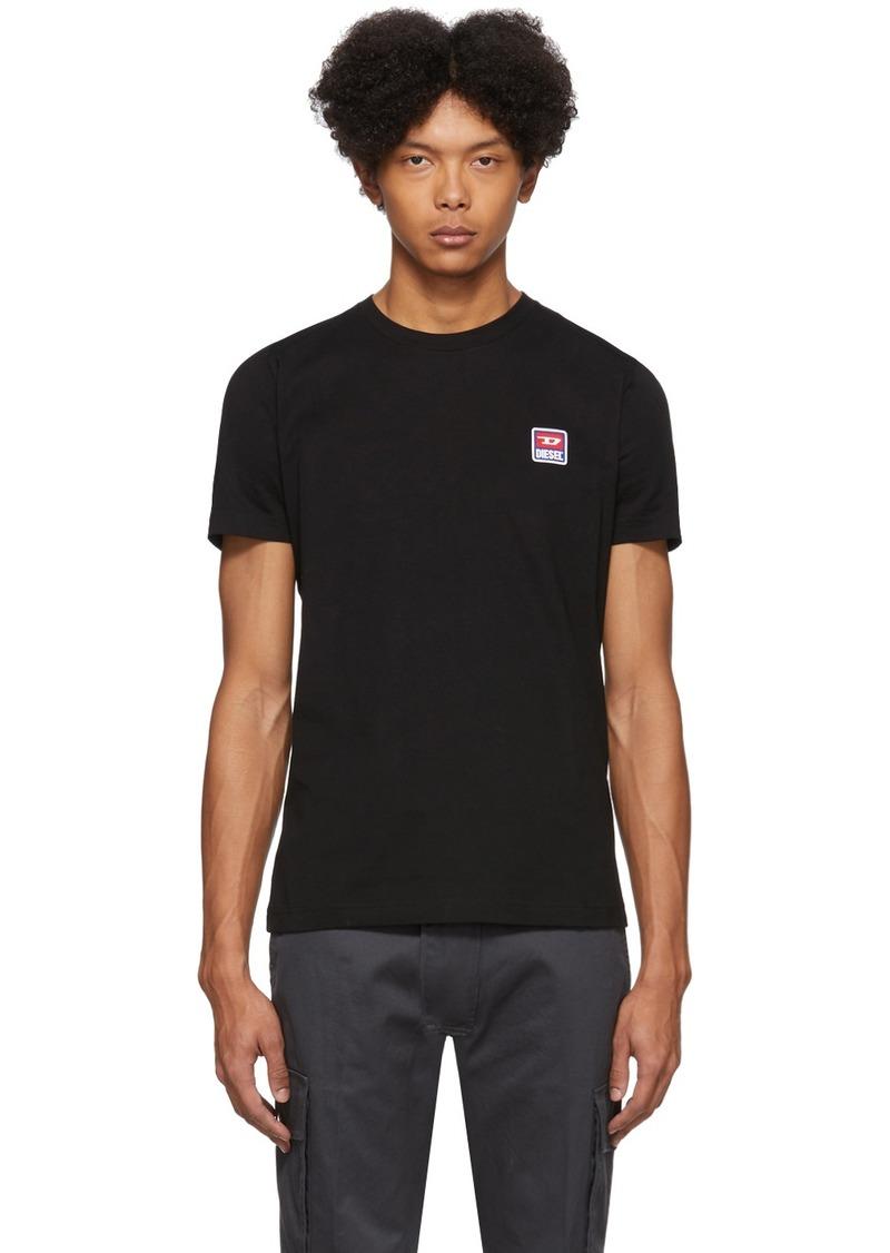 Diesel Black Diego-Div T-Shirt