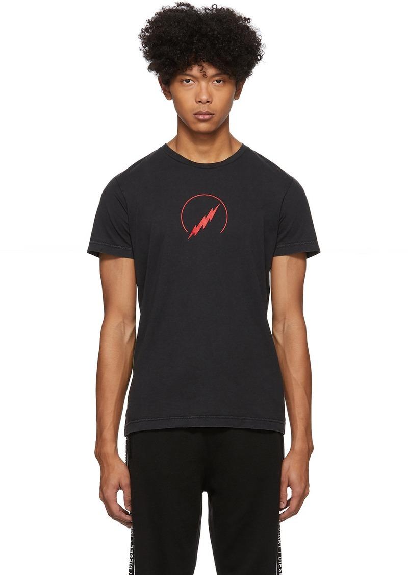 Diesel Black Diego-JS T-Shirt