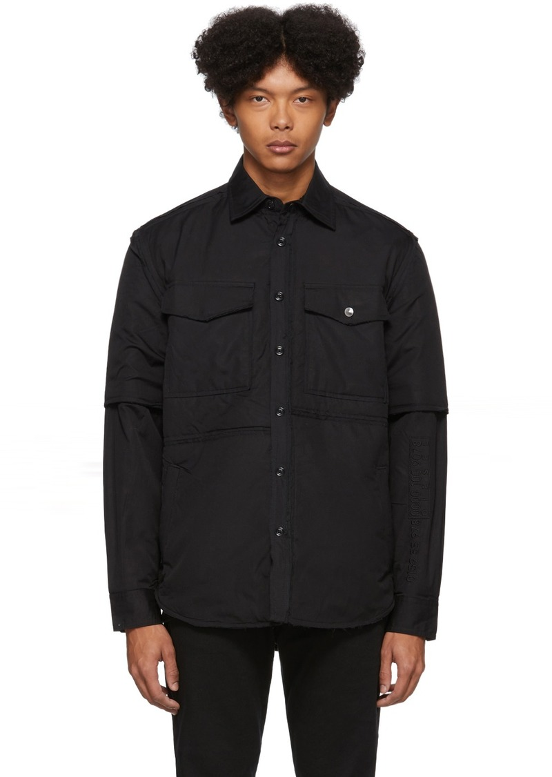Diesel Black J-Curtis Jacket