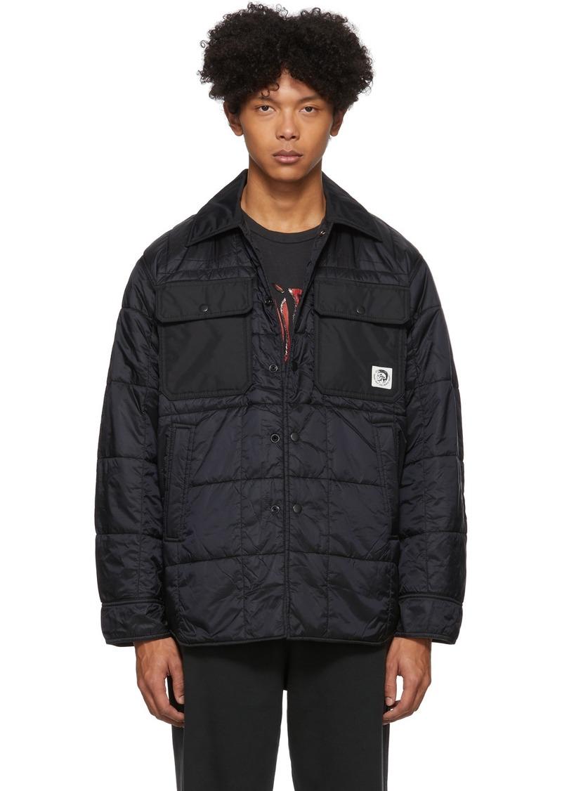 Diesel Black J-Welles Jacket
