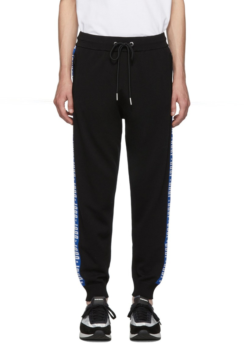 Diesel Black K-Suit-B Lounge Pants